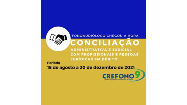CONCILIAÇÃO DE DÉBITOS 2021